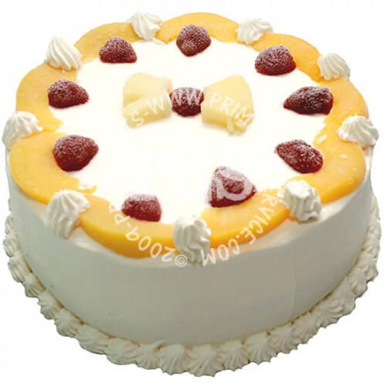 Armeen Bakers Vanilla Pineapple Cake 2Lbs
