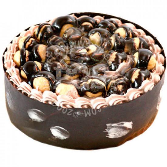 Hobnob Bakery Chocolate Eclair Cake - 2Lbs