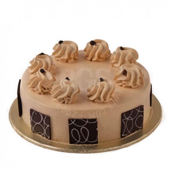 2Lbs Hobnob Bakery Coffee Crunch Cake