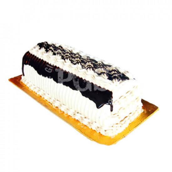 Hobnob Bakery Coffee Crunch Log Cake - 2Lbs