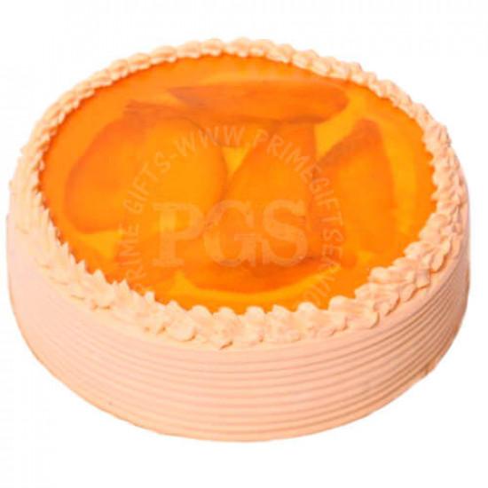 Hobnob Bakery Mango Cake - 2Lbs