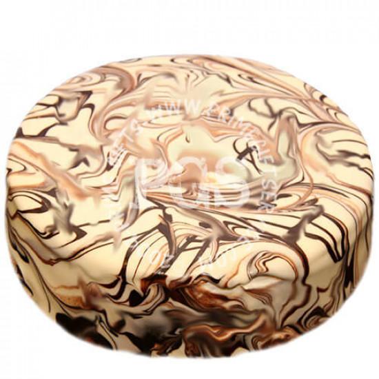 Pc Hotel Vanilla Marble Cake - 2Lbs