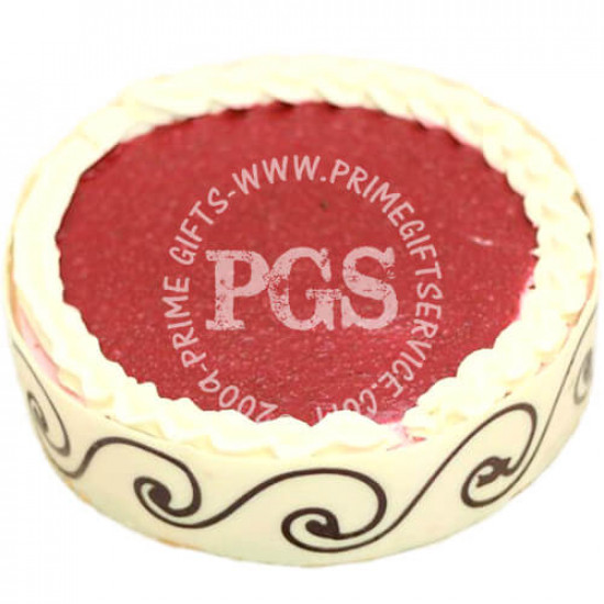 PC Hotel Red Berry Mousse Cake - 2Lbs