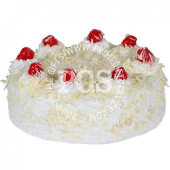 PC Hotel White Forest Cake - 2Lbs