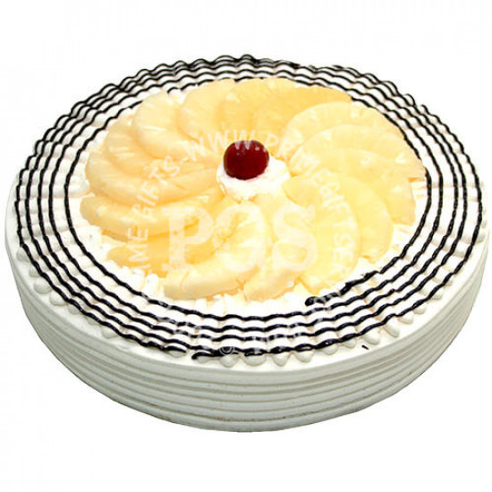 Pc Hotel Italian Pineapple Cake - 2Lbs