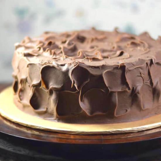 2.5lbs Beligian Chocolate Cake Delizia
