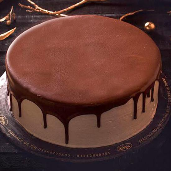 2.5lbs Three Milk Cake from Delizia