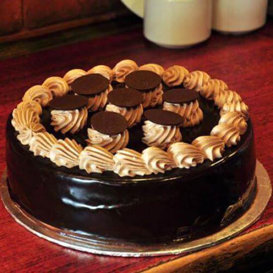 Toblerone Cake Jamin Java