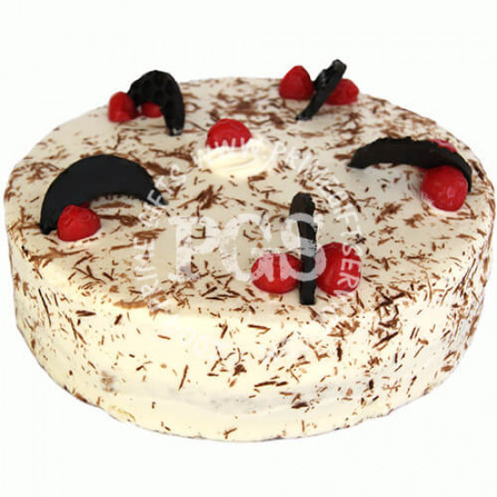 Kitchen Cuisine Black Forest Cake - 2Lbs
