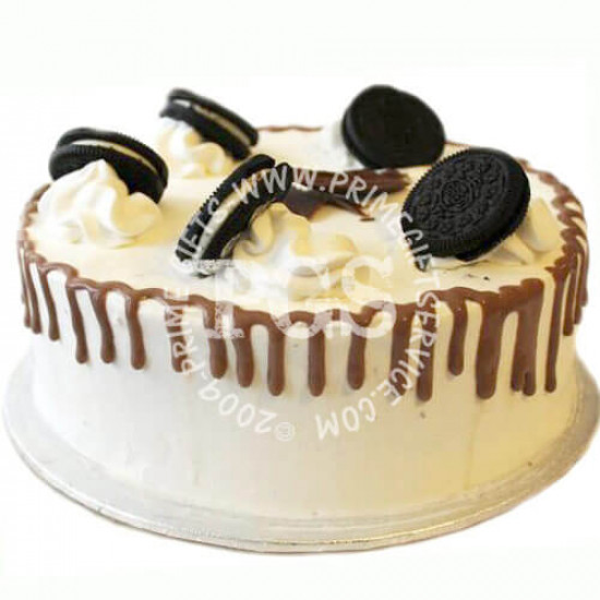 Kitchen Cuisine Oreo Ice Cream Cake - 2Lbs