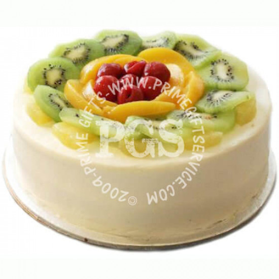 Kitchen Cuisine Mix Fruit Cake - 2Lbs