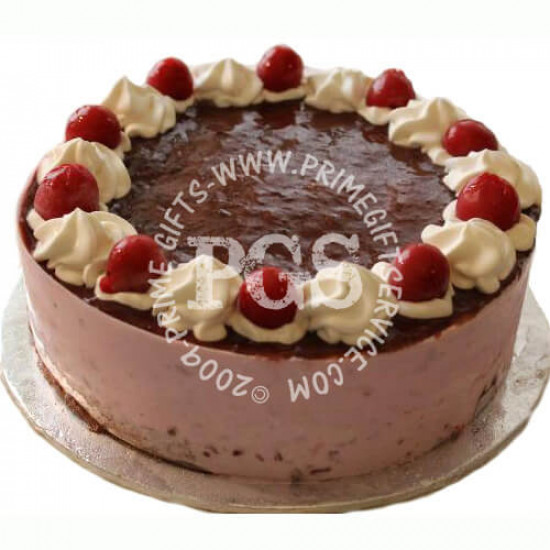Kitchen Cuisine Strawberry Mousse Cake - 2Lbs
