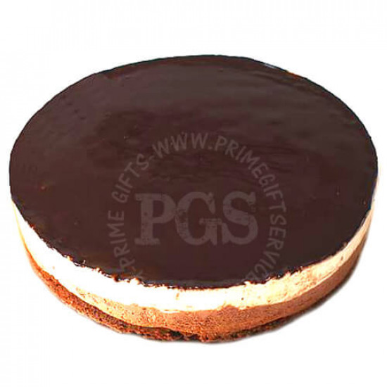 Masoom Bakers Mocha Java Coffee Mousse Cake 1.5Lbs