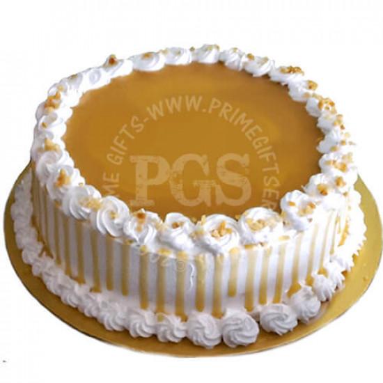 Masoom Bakers Butter Scotch Cake 3.5Lbs