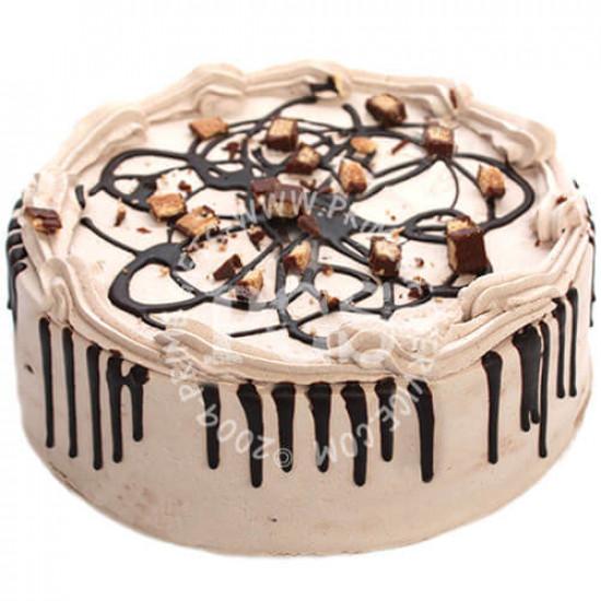 Masoom Bakers KitKat Chocolate Cake 3.5Lbs