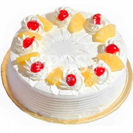 4Lbs Pineapple Cake