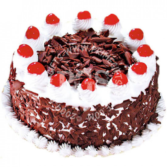 4Lbs Black Forest Cake