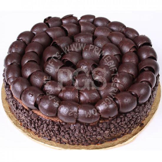Pc Hotel Chocolate Chip Cake - 2Lbs