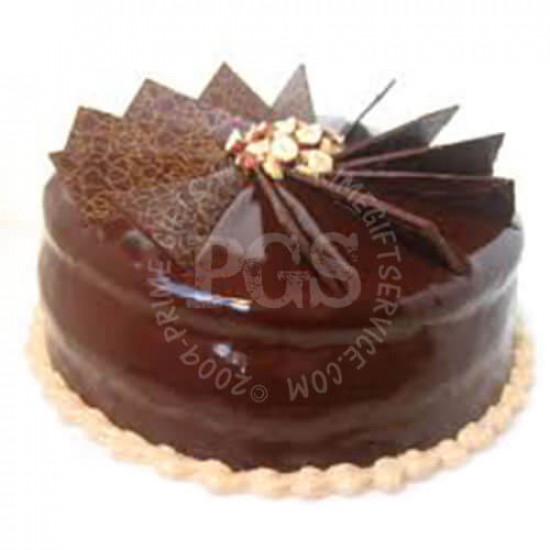 Pc Hotel Chocolate Gateau Cake - 4Lbs
