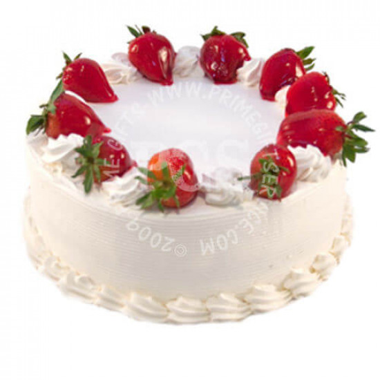 Pc Hotel Fresh Strawberry Cake - 4Lbs