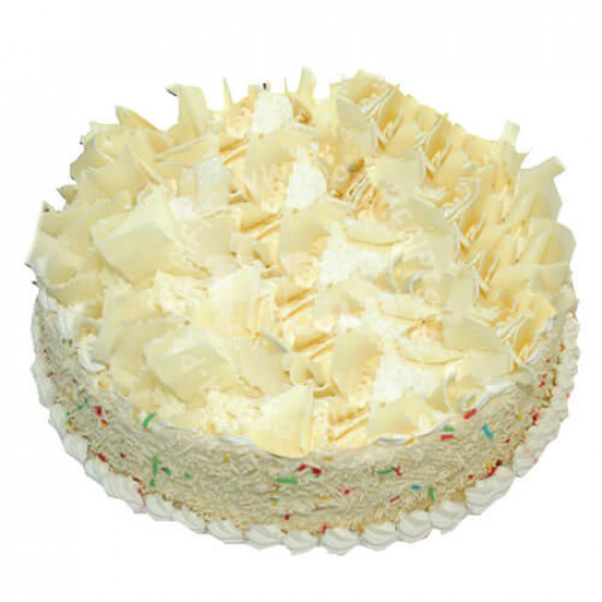 Pc Hotel White Forest Cake - 4Lbs
