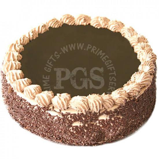Pc Hotel Chocolate Fudge Cake - 4Lbs