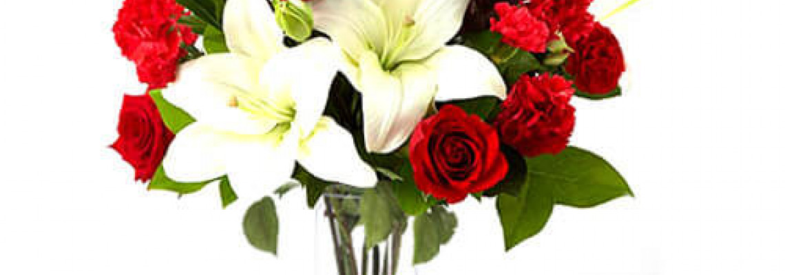 Fresh Flowers Delivery in Pakistan