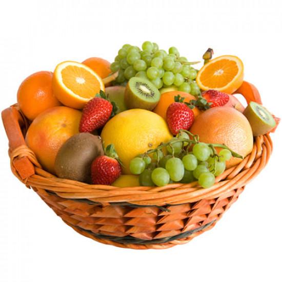 Mix Seasonal Fruit Basket - 6 Kg