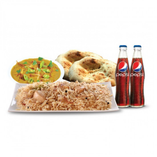 Chicken Pulao Deal for two Persons