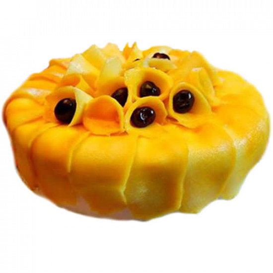 Movenpick Mango Cloth Cake 2Lbs