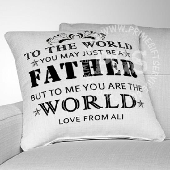 My Father My World