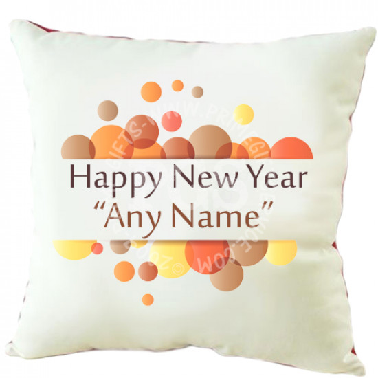 2019 New Year Cushion