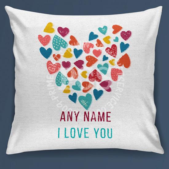 Heart of Small Hearts Cushion