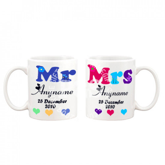 Anniversary Couple Mug Gift