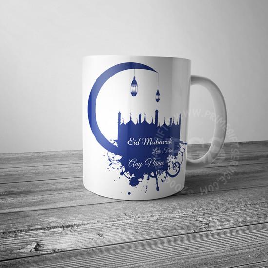 Eid Greetings Personalised Mug
