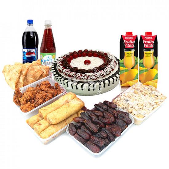 Cake Iftar Deal