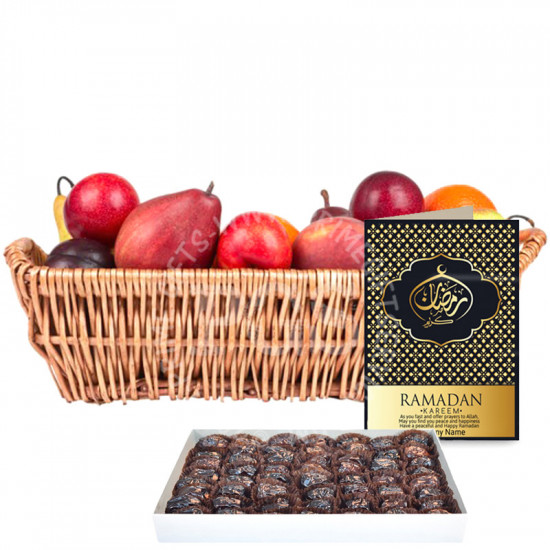 Ramadan Glow Fruit Basket