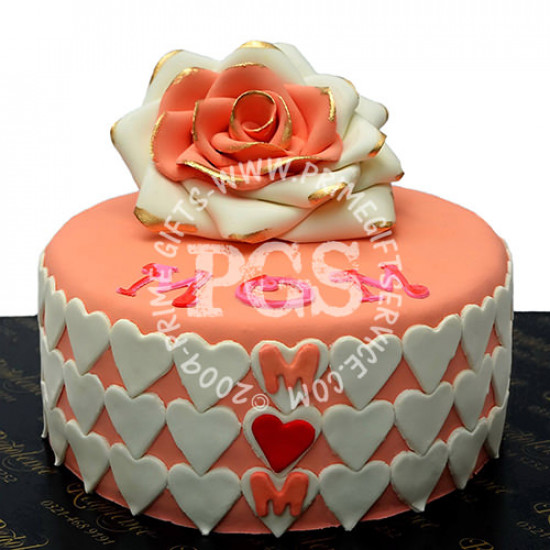 Redolence Mother Day Rose Cake 3Lbs