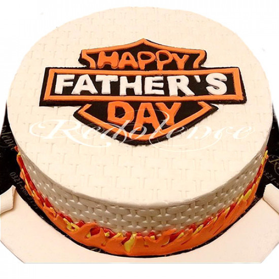 Redolence Happy Fathers Day Cake