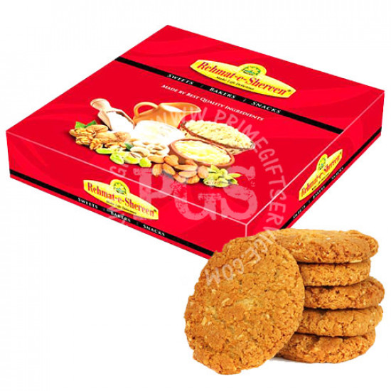 1Kg Brown Cookies from Rehmat-e-Shireen Sweets