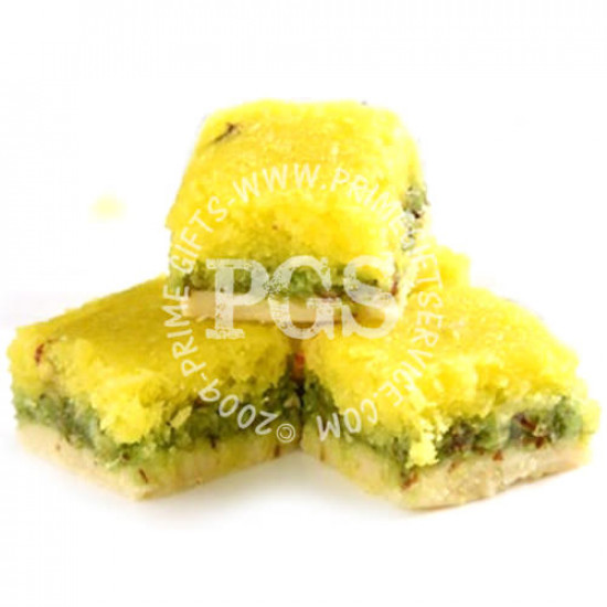 2Kg Pineapple Coconut from Rehmat-e-Shireen Sweets