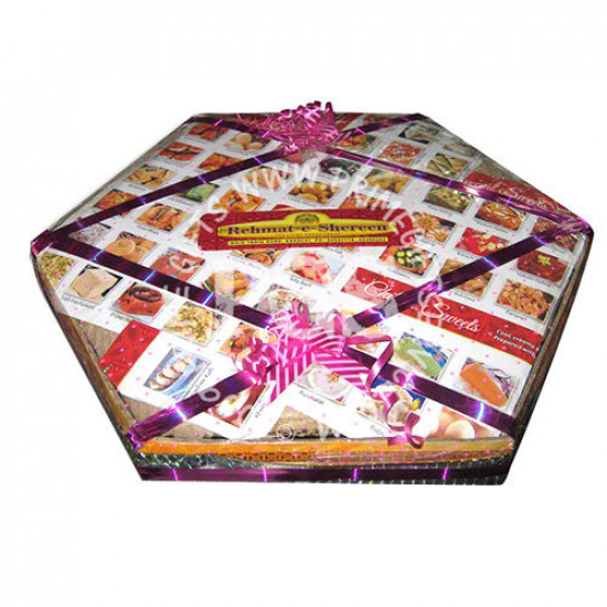 10Kg Mix Mithai Rehmat-e-Shireen Sweets