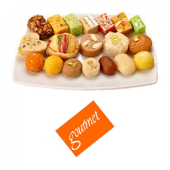 Gourmet Mix Mithai - 2Kg