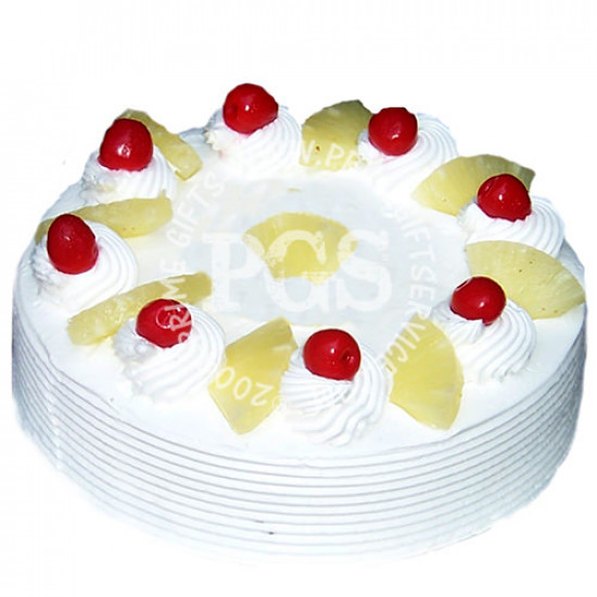 Treat Bakers Pineapple Cake 2Lbs