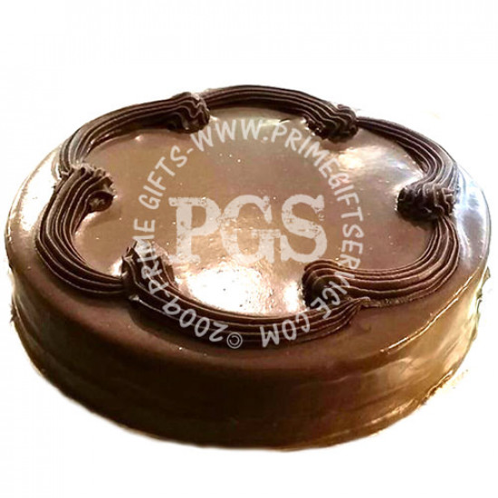 Treat Bakers Chocolate Fudge Cake 2Lbs