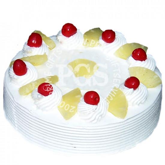 Treat Bakers Pineapple Cake 4Lbs