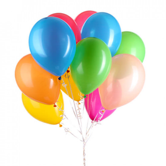 10 Balloons