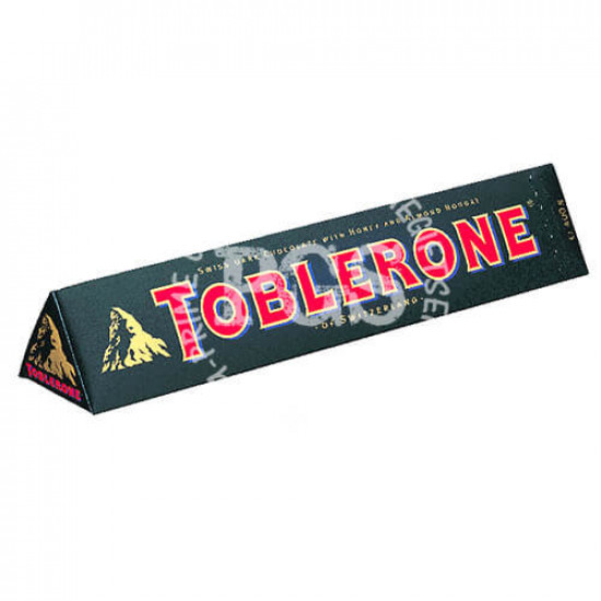 Toblerone Dark Chocolates 12 Bars