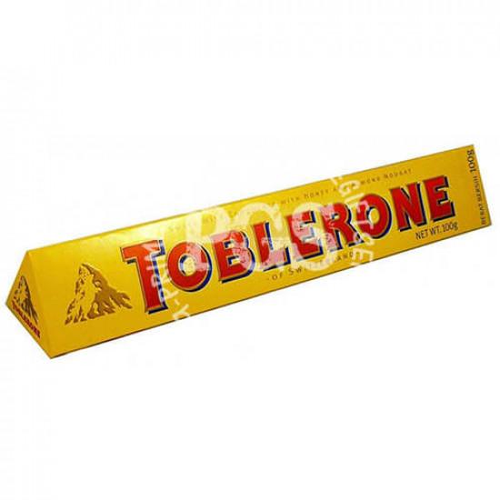 Toblerone Milk Chocolates 12 Bars