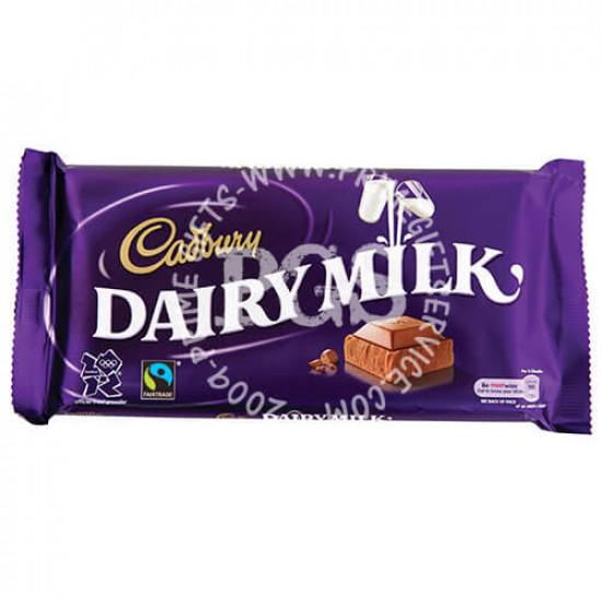 Dairy Milk Chocolate 12 Bars
